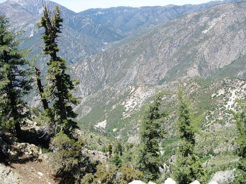 Iron Mt Baldy Traverse 32