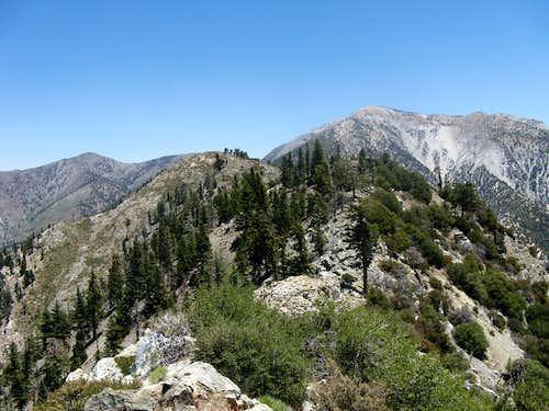 Iron Mt Baldy Traverse 33