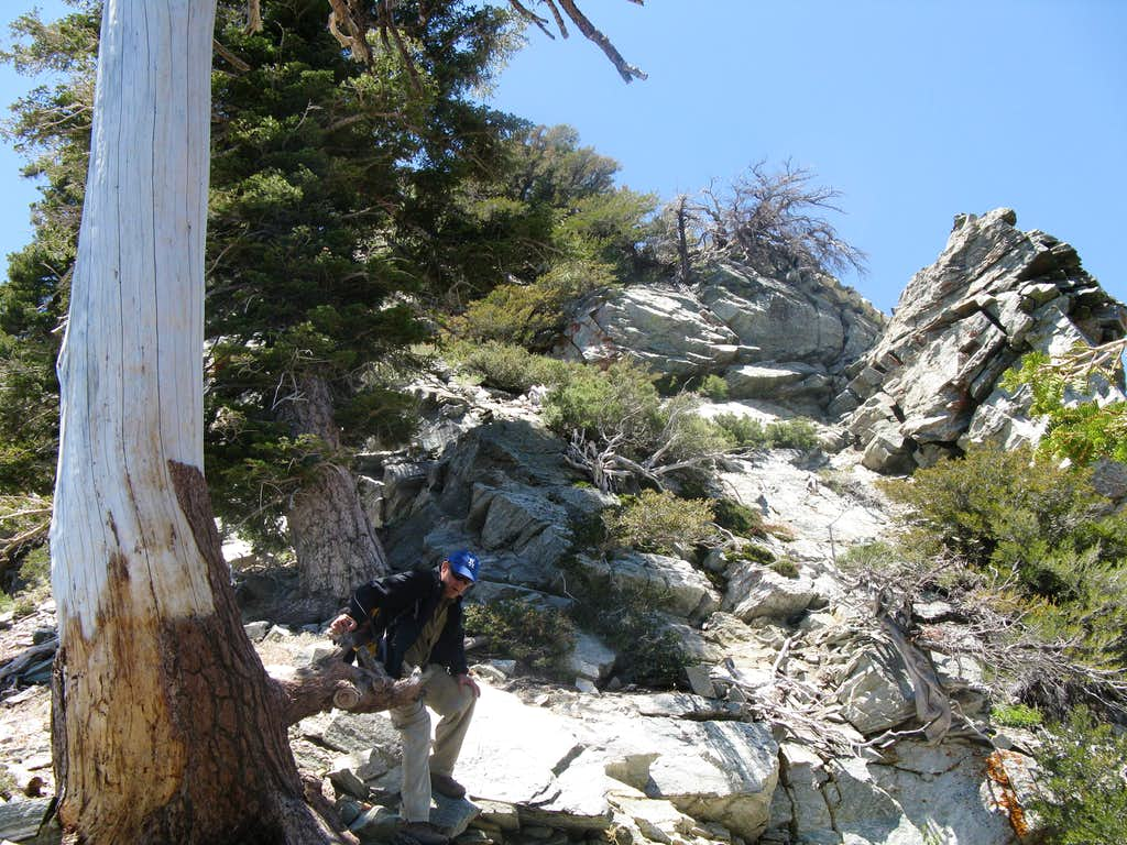 Iron Mt Baldy Traverse 28