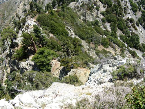 Iron Mt Baldy Traverse 29