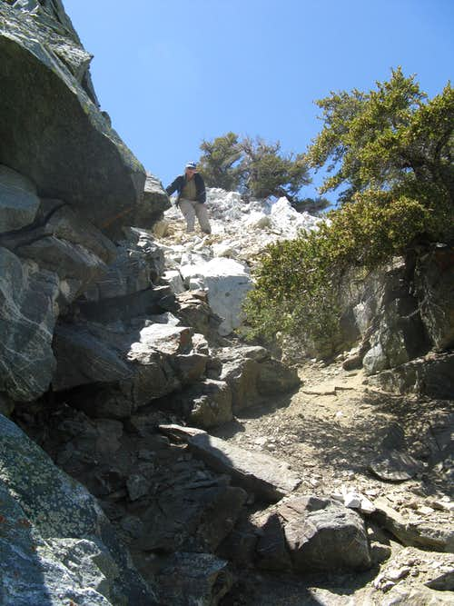 Iron Mt Baldy Traverse 30