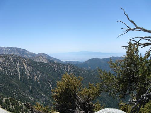 Iron Mt Baldy Traverse 35