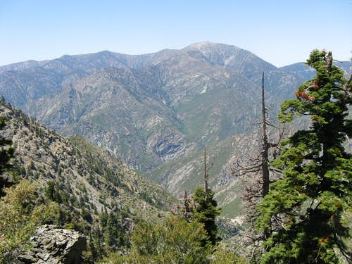 Iron Mt Baldy Traverse 40