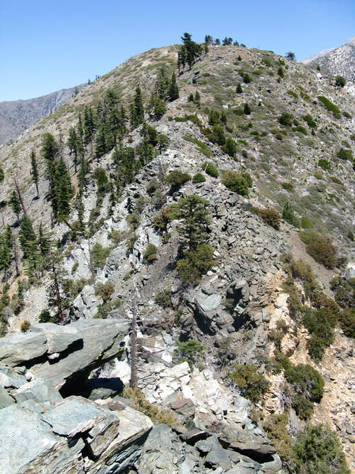Iron Mt Baldy Traverse 42