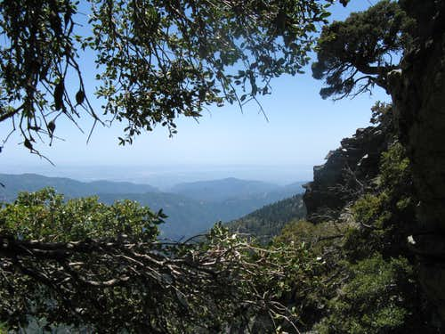 Iron Mt Baldy Traverse 44