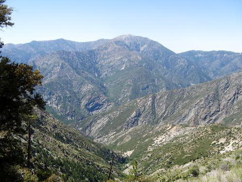 Iron Mt Baldy Traverse 46