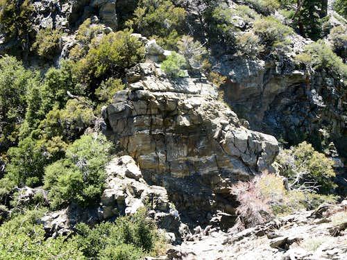 Iron Mt Baldy Traverse 39