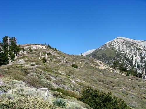 Iron Mt Baldy Traverse 51