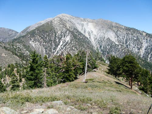Iron Mt Baldy Traverse 49