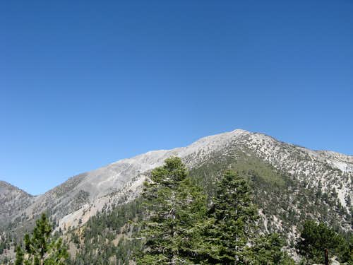 Iron Mt Baldy Traverse 54