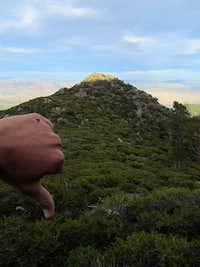 Nougat Mountain