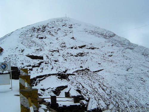 Cerro Chacaltaya