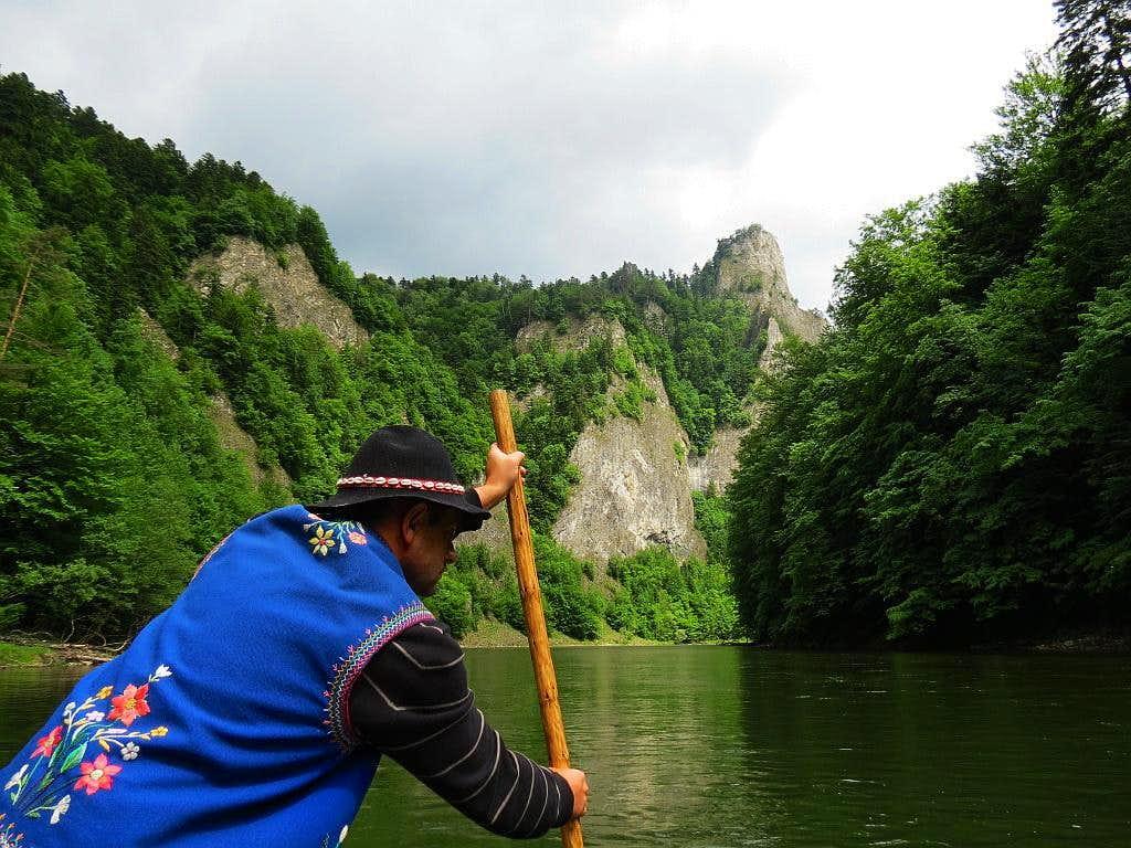 Flowing toward Sokolica