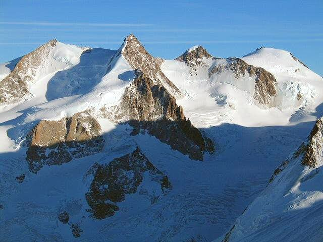 Monte Rosa seen from...