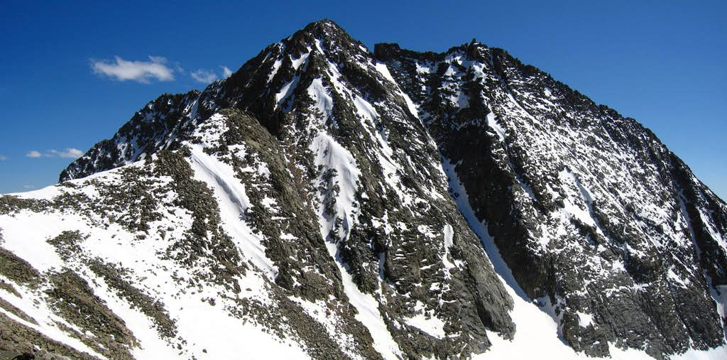 Ice Mountain...
