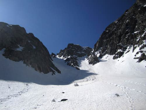 Apostle Couloir