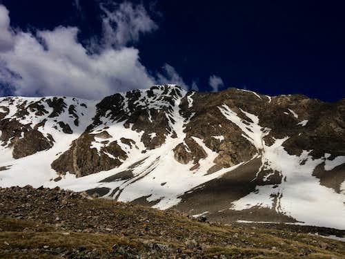 Dead Dog Ski Descent – 6-3-12