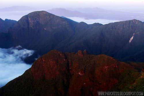 Camelos Peak. 1.604m.