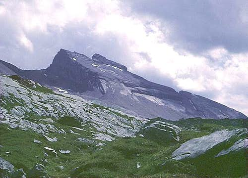 Plattenhörner from the north
