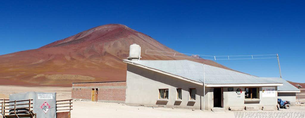 Info about Juriques volcano routes 3