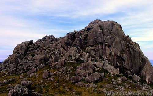 Pedra Assentada (sitting rock)