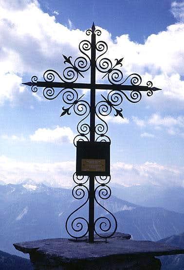 Cross, Plattenhörner