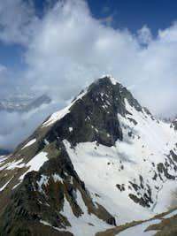 Salbaguardia - 2738m.