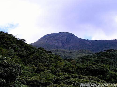 Serra Negra Peak
