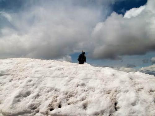 Zephyr on the summit