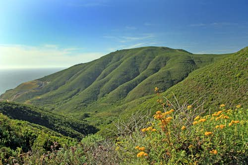 San Pedro Mountain (San Mateo County)