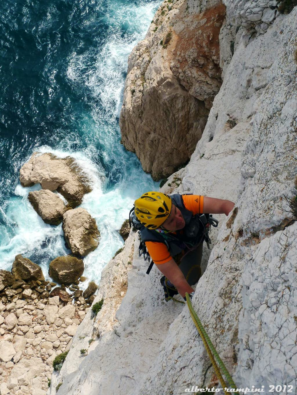 Bec de Sormiou: climbing