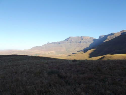 Thumb Spur Peak - 3055m