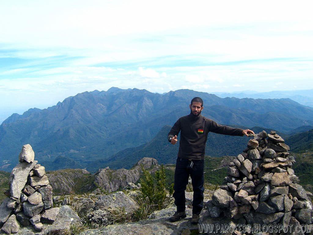 Summit of Massena Northwest