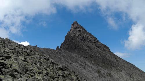 Nevado de Toluca - Final Approach to Fraile