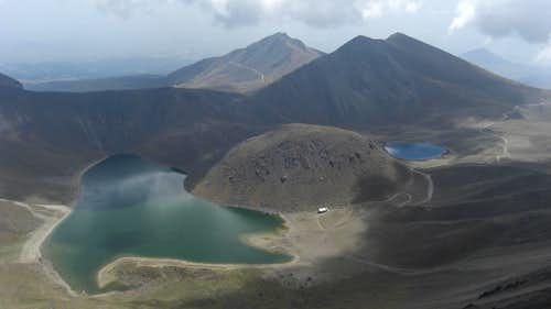 Nevado de Toluca - From Pico del Fraile