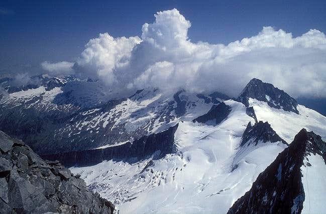 view from Grosser Moeseler in...
