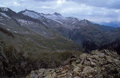 summit view from Napfspitze...