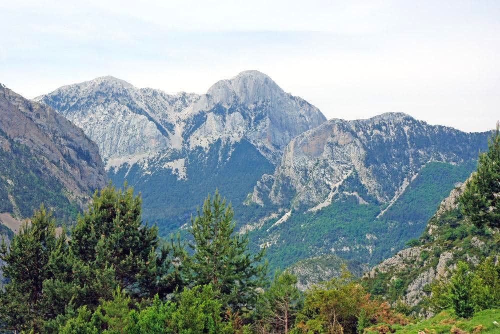 Peña Montañesa