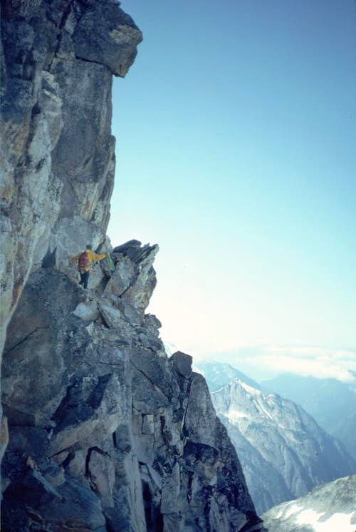 North Face of Challenger