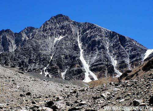 Cerro Rincon - 5.315m