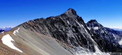 Cerro Vallecitos - 5.435m