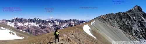 Informational panorama