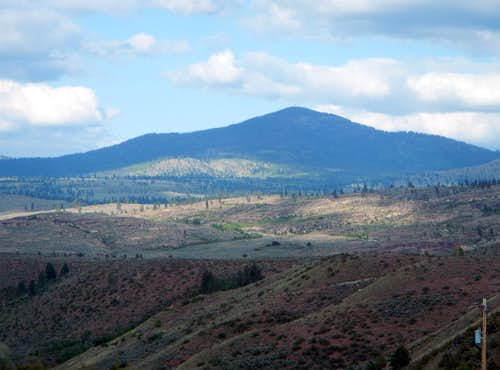 Omak Mountain