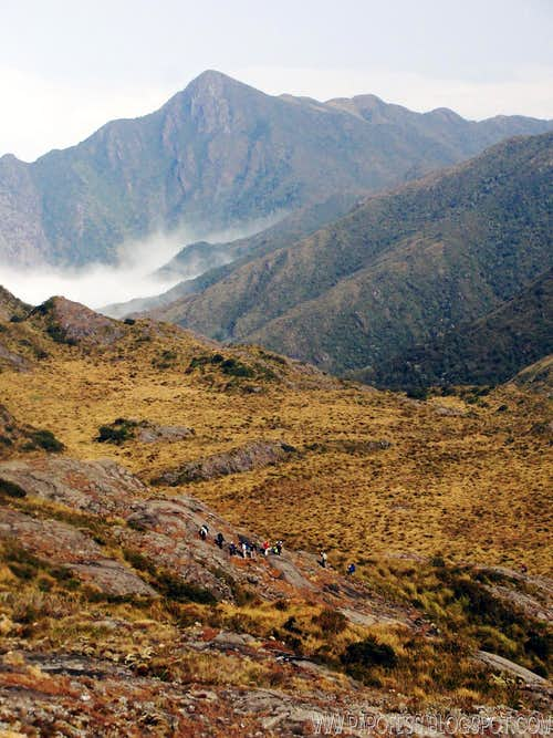 Capim Amarelo Peak