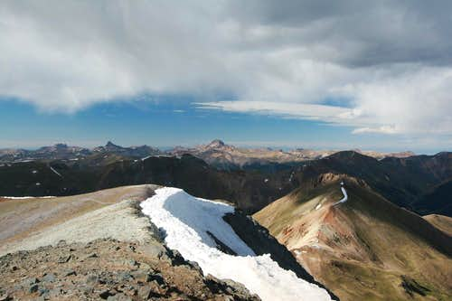 Whitecross Peak...