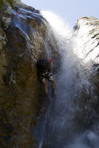 San Antonio Falls Canyon