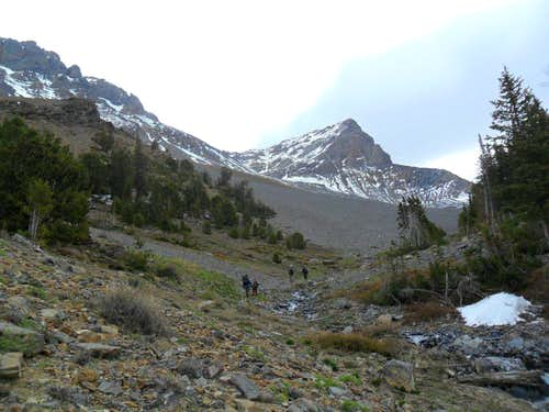 North Fork of Jones Creek
