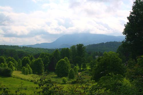 Toxaway Mountain