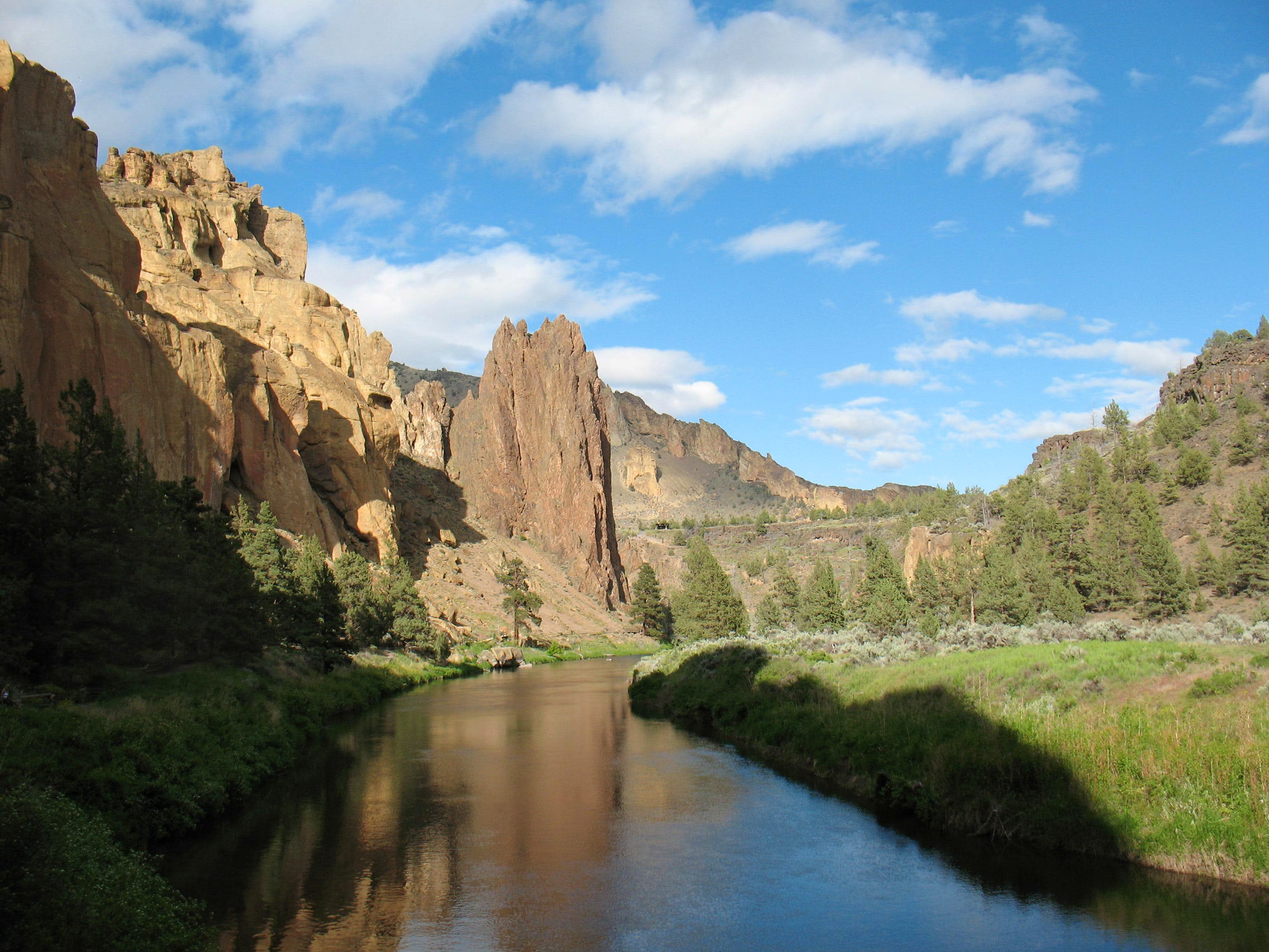 Smith Rock - High Desert Gem