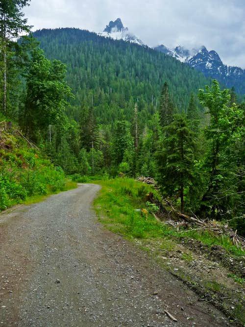 The Road to Jumbo Mountain